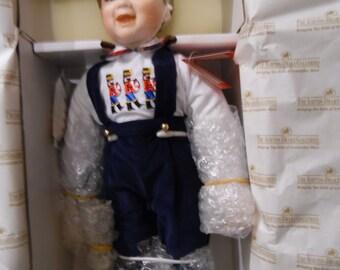 Ashton Drake Patrick Doll