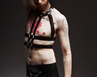 "Latex Harness ""Harness #1"" by Maniac Latex"