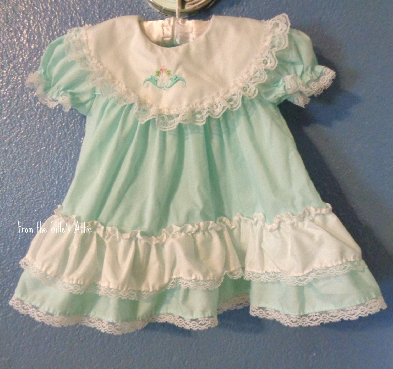vintage dress baby dress clothes baby
