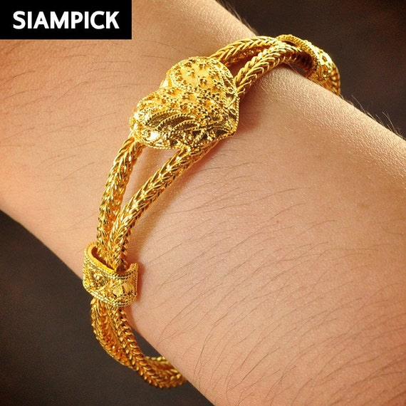 Gold: 24k Gold Chain Indian