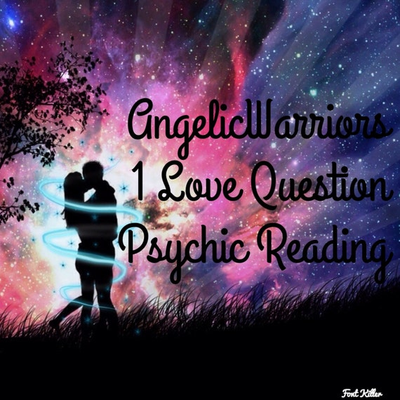 Same Day, Love Reading,Psychic Reading, Angel Tarot, Angel Reading, 1  Question Love Psychic Reading by email