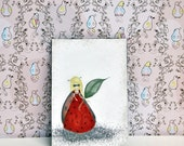 Miss ladybird-print