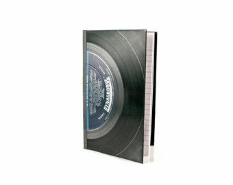 Reclaimed Record Pocket Notebook
