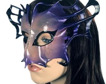 CLEARANCE SALE - Artemis - Leather Mask