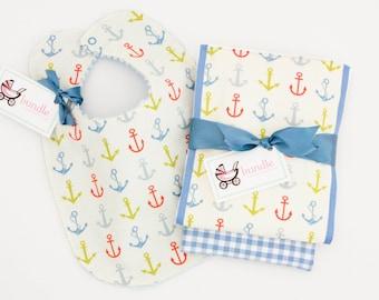 Burp the Baby Anchor Set