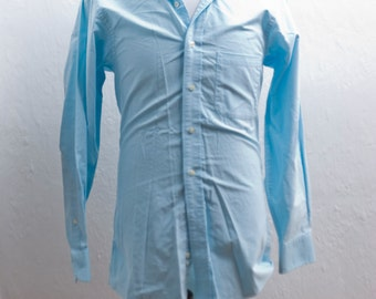 Men's Shirt / Vintage Oxford by Ralph Lauren / Size Small