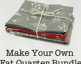 Make Your Own Fat Quarter Bundle