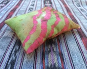 Mini Dream Pillow - Restful Sleep Aid - Relaxation Tool - Calming - Stress Relief - Shamanic Dreamtime Visions - Third Eye - Dream Recall