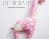 June the Giraffe