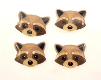 Just Create Craft Fox Buttons