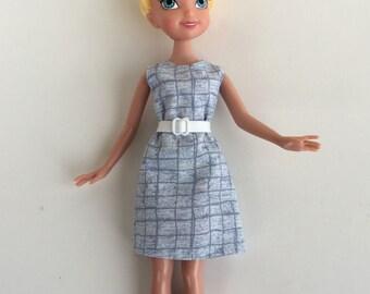 Handmade Pullip Disney Blythe Momoko Skipper Bratz Only Hearts Club Dress