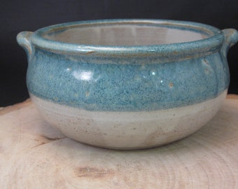 Custom Wedding Registry Order for Leslie and Ethan - Ceramic French Onion Soup Bowl - Soup Crock - Made to Order