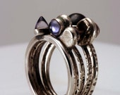 stack ring set - size 6.5