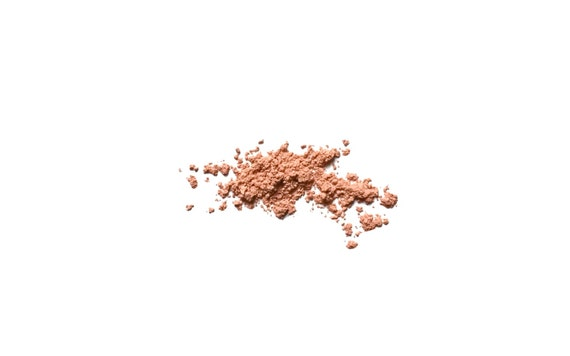 Persimmon - Warm Peach Coral Mineral Blush | Loose Powder Blush | Cheek Color | Cheek Tint | Natural Blush | Mineral Makeup | Pale Warm
