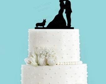 Acrylic cake topper Etsy