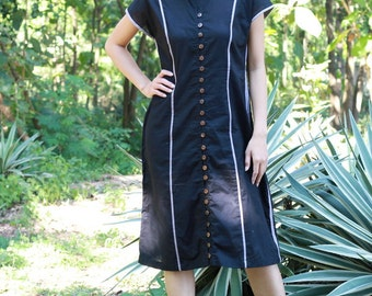 D056--Lovely day ( cotton dress )