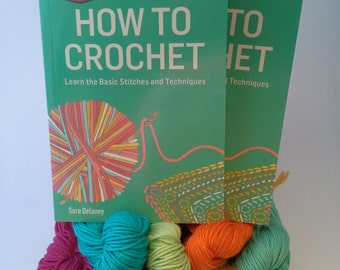 How to Crochet Starter Kit