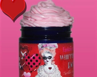 Whipped Body Butter Valentines Day Scents