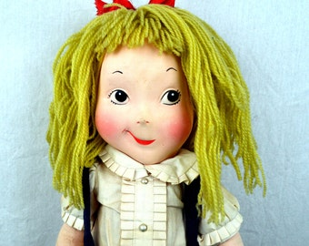 Vintage RARE Original Eloise Doll Collectible Figurine