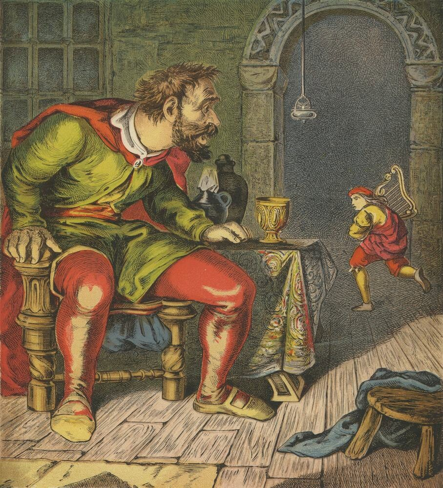 tale of the lazy giant Texts of russian and ukrainian folk tales translated into english -t his page is entirely dedicated to the folk tales of russia and ukraine tales are the part of culture, traditions, customs.