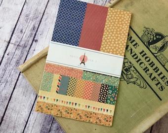 Petit Deco Ver 2 floral & pattern design sticker set