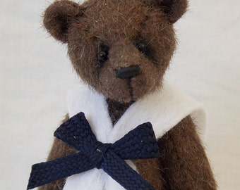 John Derek complete sewing kit for a miniature teddy bear