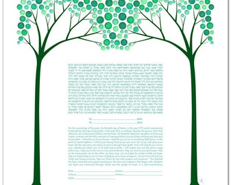 Ketubah: A Summer Night's Dream