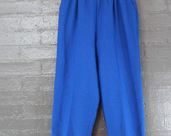 Vintage High waist Blue Pant by That's Me !