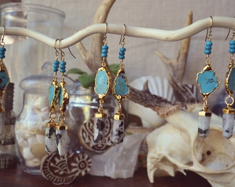 MAGIC SPELL /// Dangle Earrings