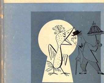 The Indoor Bird Watcher's Manual 1950 HC Helen Ferril Anne Folsom