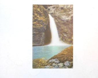 Pagsanjan Falls Postcard, Phillipines