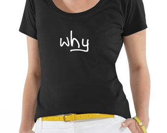 why ladies t-shirt scoop neck