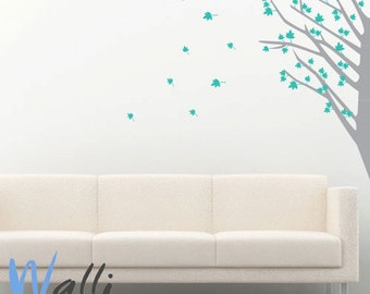 Tree wall decal for home decoration