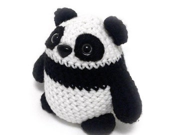 Panda Plush Toy  - Made to Order