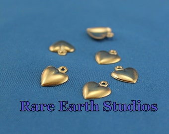 Gold Filled Heart Charm 60515001