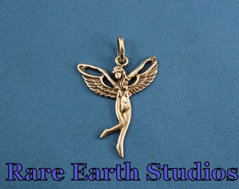 Sterling Silver Angel Charm 60515002