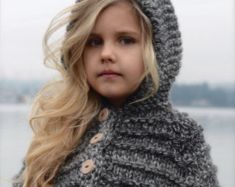 Knitting Pattern Azel Pullover : Knitting Pattern - Azel Pullover (2, 3/4, 5/7, 8/10, 11/13, 14/16, adult S/M,...