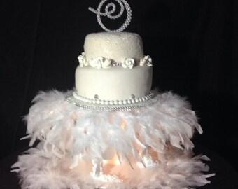 Monogram Initial Wedding Cake Topper - Pearl Cake Topper - Personalized  Cake Topper - Pearl Letter Cake Topper - Аlphabet