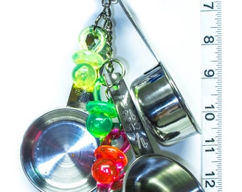 Shake, Rattle and Roll - Totally Stainless Steel Collection - Parrot Toys and Bird Toy Parts by A Bird Toy