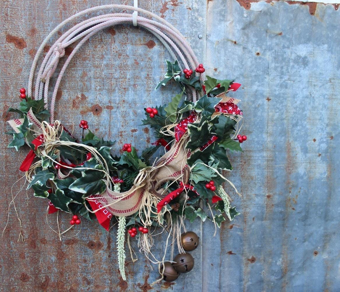 Gypsyfarmgirl New Lariat Rope And Fall Wreaths