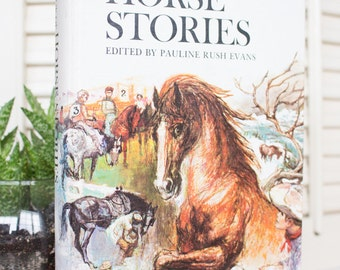Best Book of Horse Stories Journal