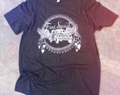 VW Bug, VW shirt, MEDIUM, Free Spirit Shirt, Hippie Clothes, Black, Graphic Tee