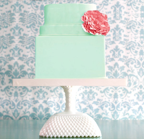 wedding cake stand 18 square cake pedestal stand art