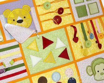 Educational mat / play mat / activity mat