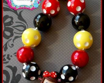 Disney Bound Chunky Necklace