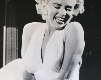 "Very Large Door Size Poster Marilyn Monroe Seven Year Itch 21"" x 62"""