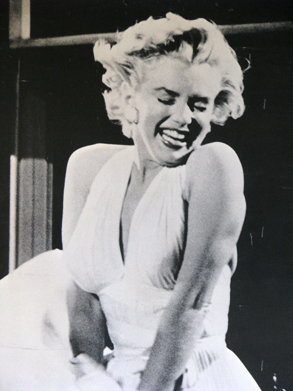very large door size poster marilyn monroe seven year itch