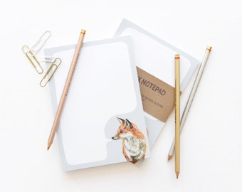 Fox Notepad - What Does the Fox Say?
