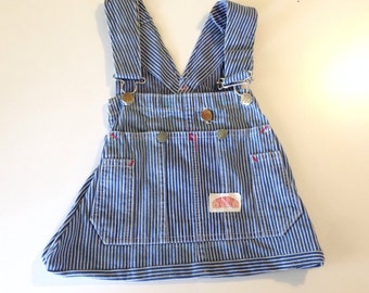 Vintage Overall Purse