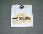 Ring Security Ring Bearer Personalized Wedding T-Shirt